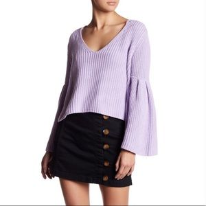 Free people Damsel Knit Sweater - Sz XS